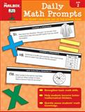 Daily Math Prompts, The Mailbox Books Staff, 1562347721