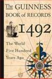 Guinness Book of Records 1492, Deborah Manley, 0816027722