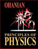 The Principles of Physics, Ohanian, Hans C., 039395773X