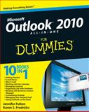 Outlook 2010 All-in-One for Dummies, Jennifer Fulton and Karen S. Fredricks, 0470487739