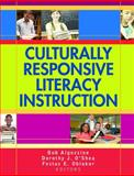 Culturally Responsive Literacy Instruction, O'Shea, Dorothy J., 1412957737