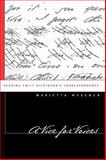 A Vice for Voices : Reading Emily Dickinson's Correspondence, Messmer, Marietta, 1558497730