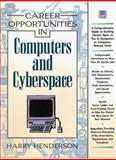 Career Opportunities in Computers and Cyberspace, Henderson, Harry, 0816037736