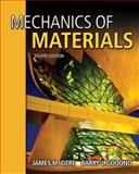 Mechanics of Materials, Gere, James M. and Goodno, Barry J., 1111577730