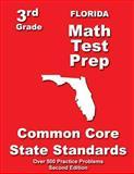 Florida 3rd Grade Math Test Prep, Teachers Treasures, 1500197734