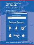 4th Grade Cursive Teacher's Guide, Emily Knapton, 1891627732