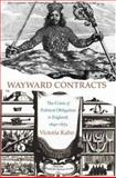 Wayward Contracts 9780691117737
