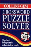 Crossword Puzzle Solver, John Widdowson, 0004587731