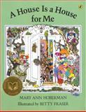 A House Is a House for Me, Mary Ann Hoberman, 0142407739