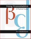 Using Econometrics : A Practical Guide, Studenmund, A. H., 0131367730
