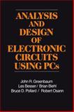 Analysis and Design of Electronic Circuits Using PCs, John Greenbaum and Bruce Pollard, 0442227736