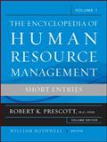 Encyclopedia of Human Resource Management Vol. 1, , 0470257733