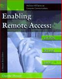 Enabling Remote Network Access with PSTN, ISDN and Internet, Dhawan, Chander, 0070167745