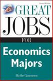 Great Jobs for Economics Majors, Camenson, Blythe, 0071467742