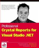 Crystal Reports for Visual Studio.NET, McAmis, David G. and Sempf, Bill, 1861007744