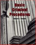 Basic Criminal Procedures, Peoples, Edward E., 0130847747