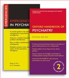 Oxford Handbook of Psychiatry and Emergencies in Psychiatry Pack, Semple, David and Smyth, Roger, 0199567743