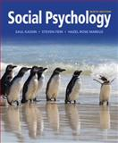 Cengage Advantage Books: Social Psychology, Kassin, Saul and Fein, Steven, 1133957749