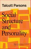 Social Structure and Person, Talcott Parsons, 1416577742