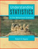 Understanding Statistics in the Behavioral Sciences, Pagano, Robert R., 0534617743