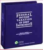 Federal Income Taxation of Debt Instruments (2008 Supplement), Garlock, David C., 0808017748
