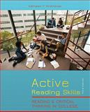 Active Reading Skills : Reading and Critical Thinking in College, McWhorter, Kathleen T. and Sember, Brette M., 0205167748