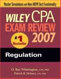 Wiley CPA Exam Review 2007 Regulation, Delaney, Patrick R. and Whittington, O. Ray, 047179774X
