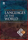 Concise Encyclopedia of Languages of the World, , 0080877745
