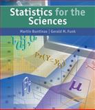 Statistics for the Sciences, Buntinas, Martin and Funk, Gerald M., 0534387748