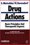 Basic and Applied Principles of Drug Actions, Mutschler, Ernst and Derendorf, Hartmut, 0849377749