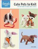 Cute Pets to Knit, Susie Johns, 1627107746