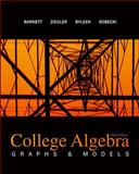 Combo: College Algebra: Graphs & Models with ALEKS User Guide & Access Code 1 Semester, Barnett and Barnett, Raymond, 0077987748