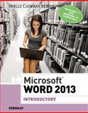 Microsoft® Word 2013, Introductory