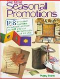 Best Seasonal Promotions, Poppy Evans, 0891347755