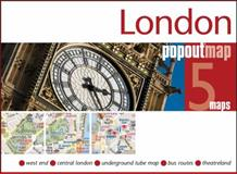 London Popoutmap, COMPASS MAPS, LTD., 1845877756