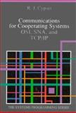 Communications for Cooperating Systems : OSI, SNA, and TCP-IP, , 0201507757