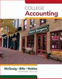 College Accounting, Chapters 1-24 10th Edition