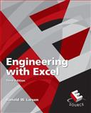 Engineering with Excel, Larsen, Ronald W., 0136017754