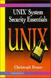 UNIX System Security Essentials, Braun, Christoph, 0201427753