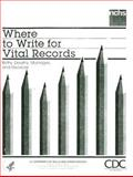Where to Write for Vital Records, , 0160757754