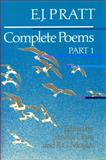 E. J. Pratt : Complete Poems, E.J. Pratt, 0802057756