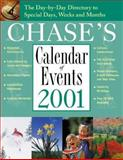 Chase's Calendar of Events 2001 9780809227754