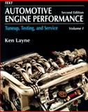 Tune-up, Testing and Service, Layne, Ken, 0130597759