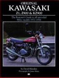 Original Kawasaki Z1, Z900 and K2900, Marsden, David, 076030775X