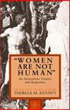 Women Are Not Human, Theresa M. Kenney and Simon Gedik, 082451775X