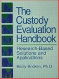 Custody Evaluation, Barry Bricklin, 0876307756