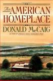 An American Homeplace, McCaig, Donald, 0813917751