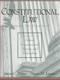 The Federal Governmental Powers and Federalism, Foster, James C. and Leeson, Susan M., 0135687756