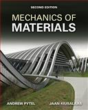 Mechanics of Materials, Pytel, Andrew and Kiusalaas, Jaan, 0495667757