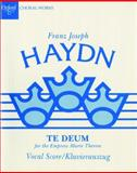 Te Deum for the Empress Marie Therese, HAYDN, 0193367769